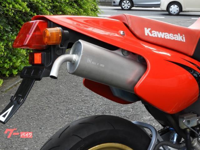 カワサキ KSR-IIの画像(埼玉県
