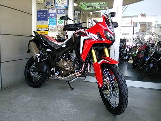 ホンダ CRF1000L Africa Twin国内モデルの画像(宮城県