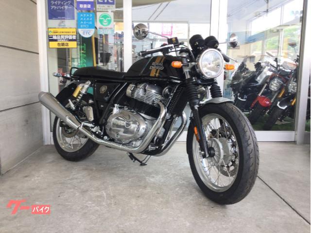 コンチネンタルGT650