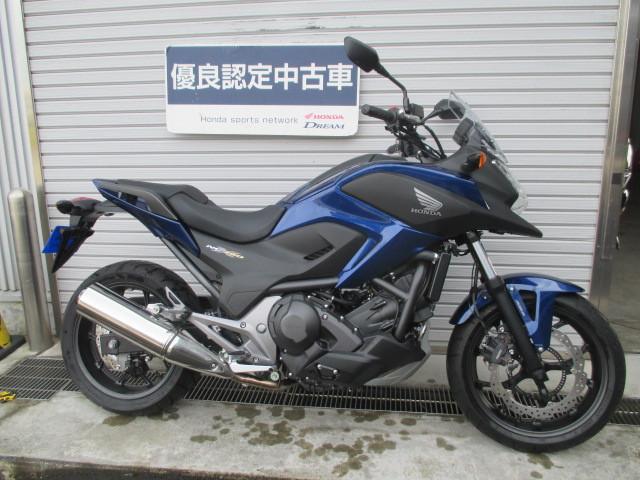 ホンダ NC750X タイプLD DCT ドリーム優良認定中古車の画像(宮城県