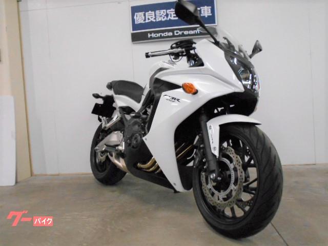 ホンダ CBR650F ドリーム優良認定中古車の画像(宮城県
