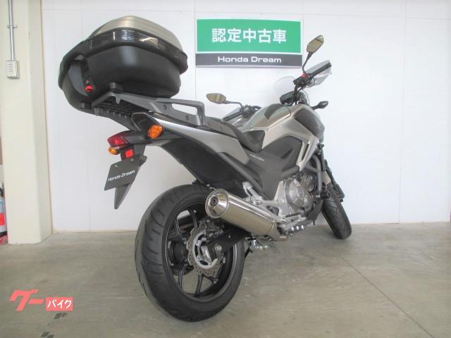 ホンダ NC700XABS ドリーム認定中古車の画像(茨城県
