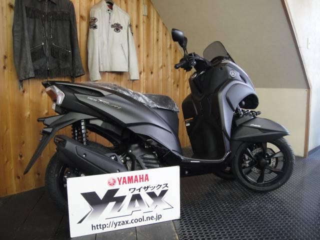 ヤマハ トリシティ155 ABS 3輪スクーターの画像(神奈川県