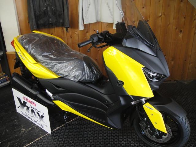ヤマハ X-MAX250 ABS 現行モデルの画像(神奈川県