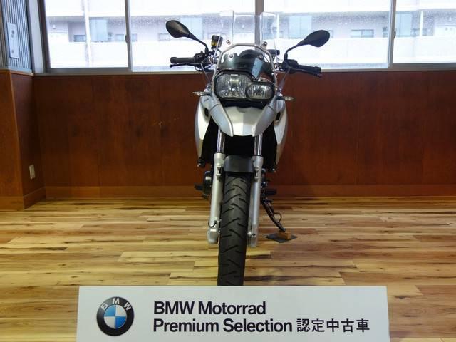 BMW F650GS(800cc) ハイラインETC車検対応マフラーの画像(宮城県