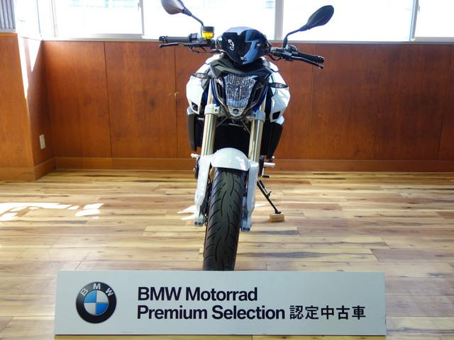 BMW F800R ESA ASC 認定中古車の画像(宮城県