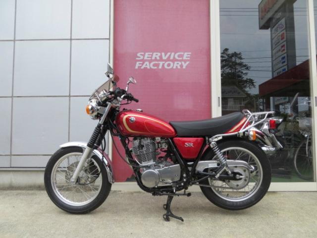 ヤマハ SR400の画像(青森県