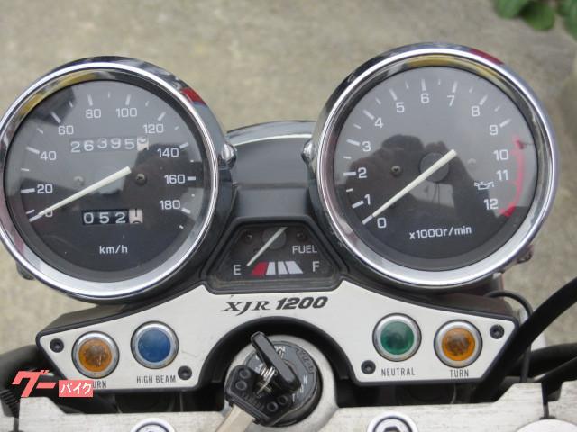 ヤマハ XJR1200の画像(青森県