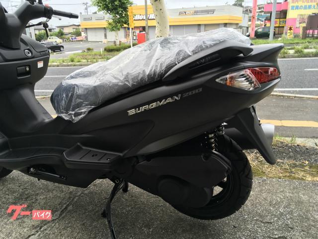 スズキ バーグマン200の画像(青森県