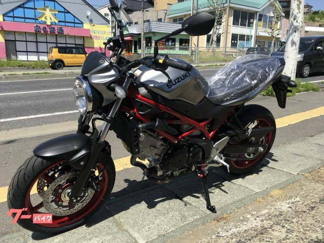 スズキ SV650 ABS 2019の画像(青森県