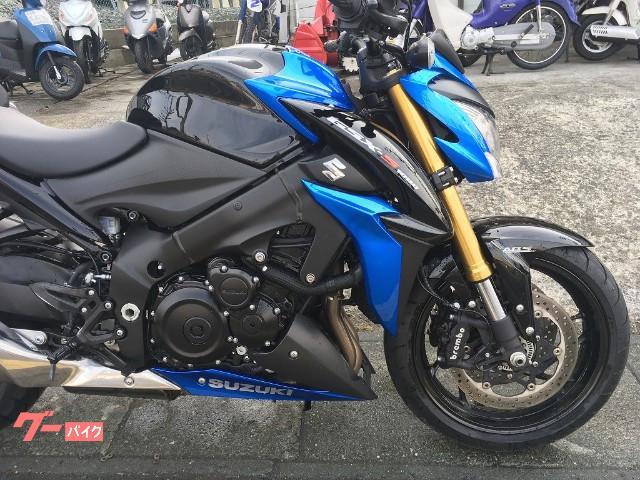 スズキ GSX-S1000 GT79B型の画像(青森県