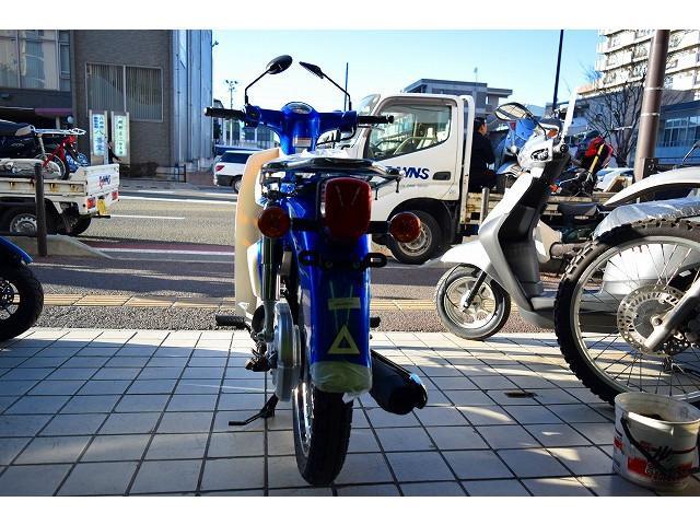 ホンダ スーパーカブ110新型の画像(宮城県