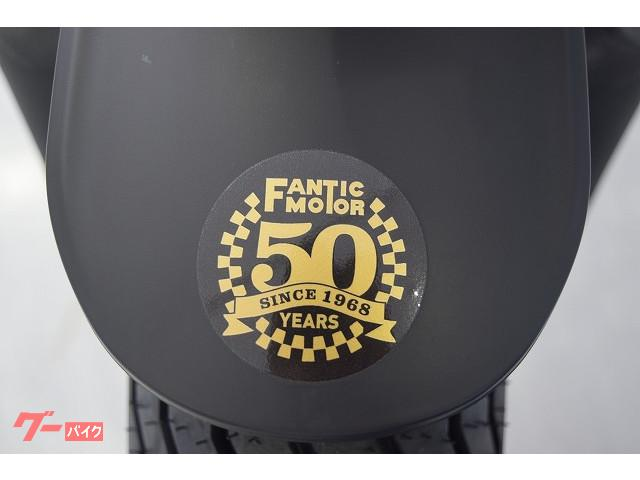 FANTIC キャバレロ フラットトラック250の画像(宮城県