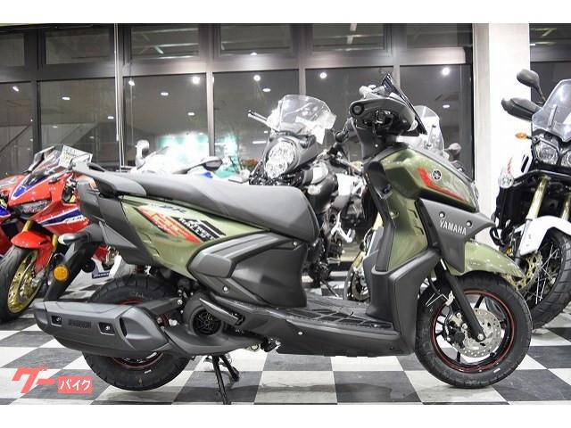 シグナスRAY ZR 125 国内未発売モデル 28436