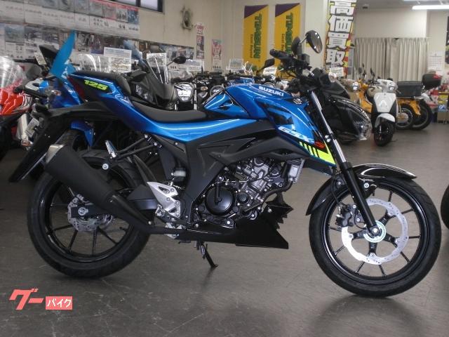 GSX−S125 ABS 2021年式正規モデル