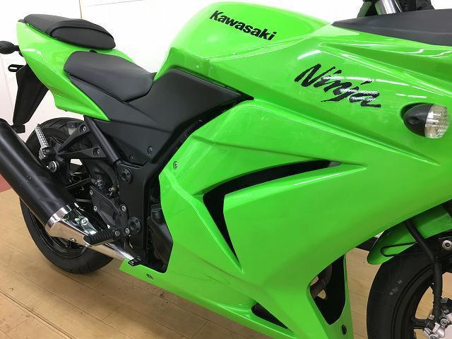 カワサキ Ninja 250R ワンオーナーの画像(神奈川県