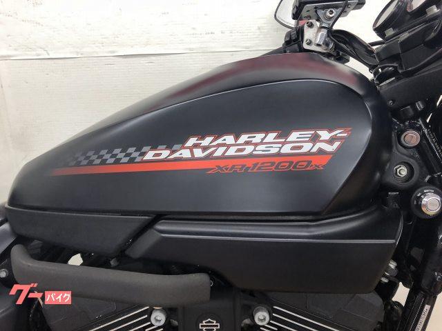 HARLEY-DAVIDSON XR1200X エンジンガード フェンダーレスの画像(神奈川県