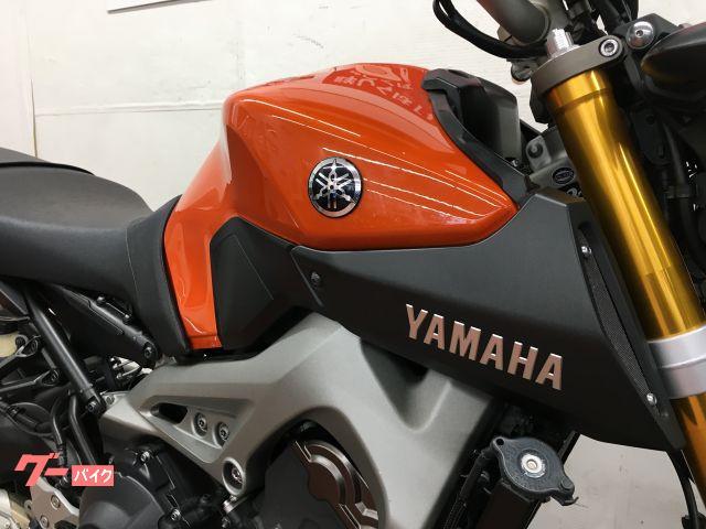 ヤマハ MT-09 ABS 盗難防止アラームの画像(神奈川県
