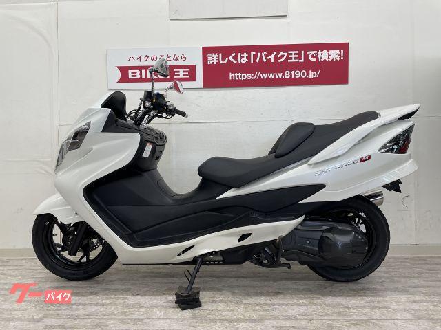 スズキ スカイウェイブ250M 社外フェイスの画像(神奈川県