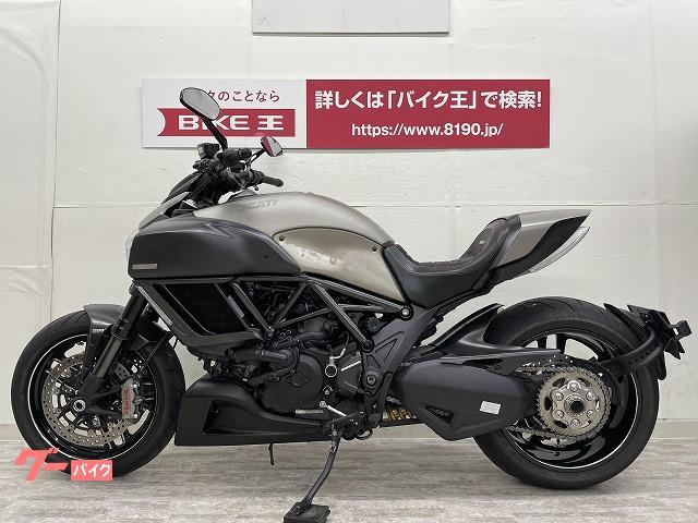 DUCATI ディアベル チタニウム 世界500台限定特別仕様車の画像(神奈川県