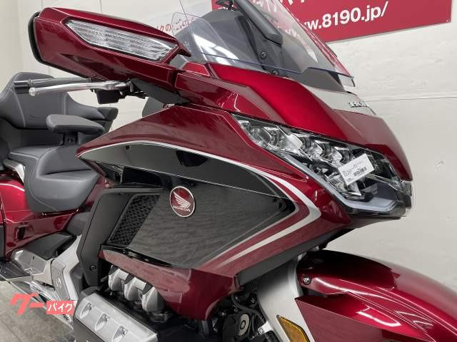 ホンダ ゴールドウイング GL1800ツアー エアーバックの画像(神奈川県