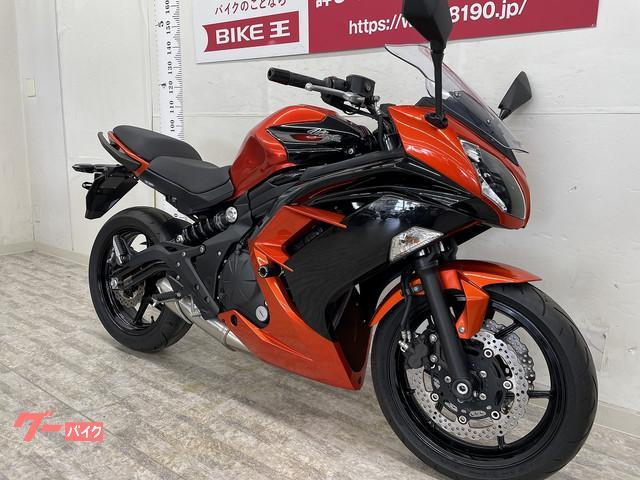 カワサキ Ninja 400 2017年モデル エンジンスライダー装備の画像(神奈川県