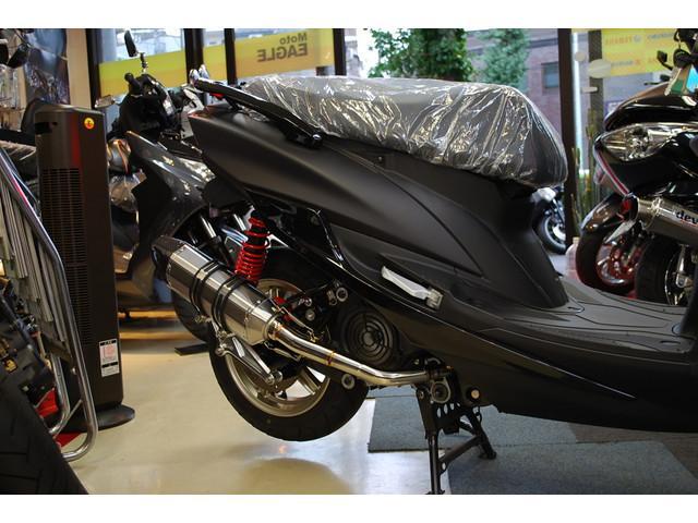 ヤマハ シグナスX SR改マットブラックの画像(東京都