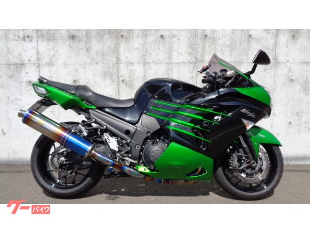 Ninja ZX−14R ABS