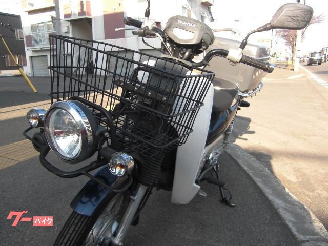 ホンダ スーパーカブ50プロの画像(北海道