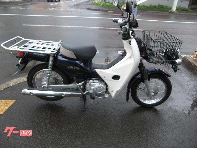 スーパーカブ50プロ