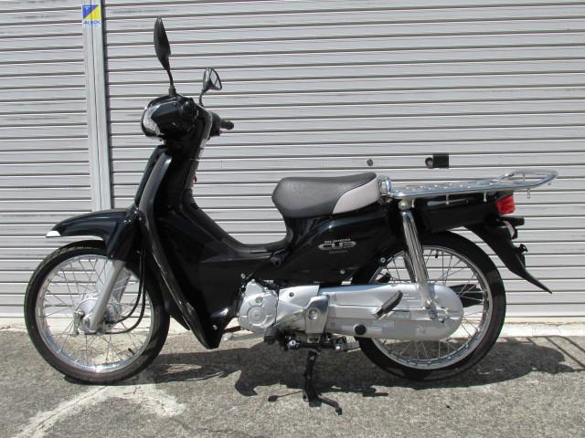 ホンダ スーパーカブ110  JA10 1オーナー 大型キャリアの画像(福島県