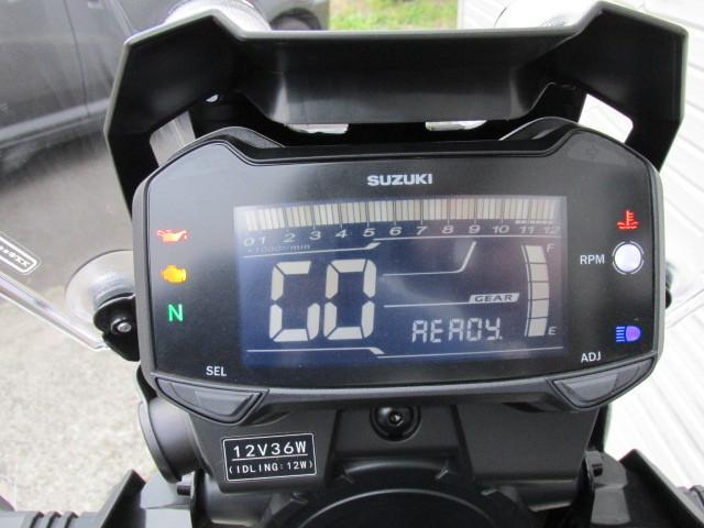 スズキ V-ストローム250    新車の画像(福島県