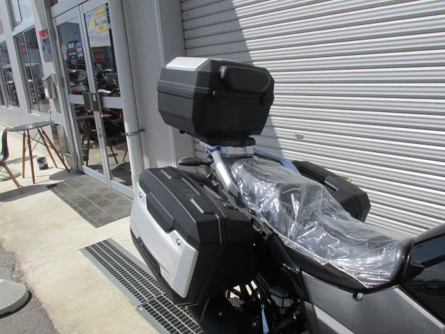 スズキ V-ストローム250  3ラゲッジシステム装着仕様の画像(福島県