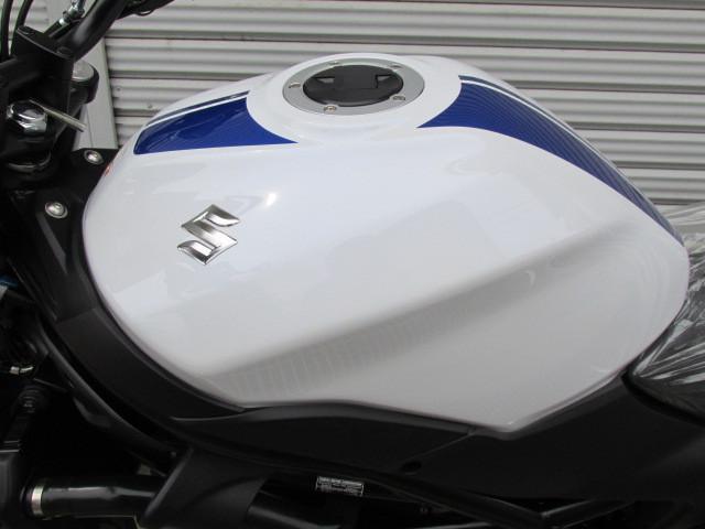 スズキ SV650 新車 当店オリジナルカスタムの画像(福島県