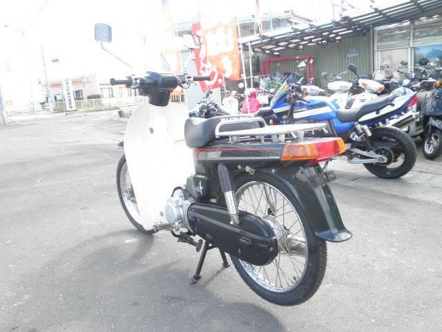 スズキ 4サイクルバーディー50の画像(宮城県