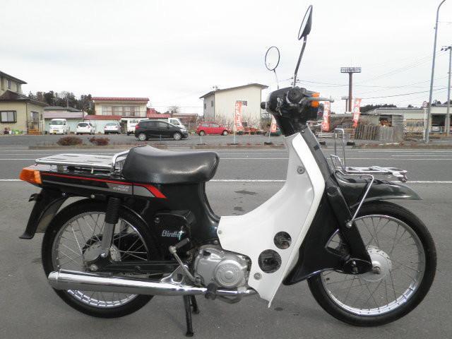 4サイクルバーディー50