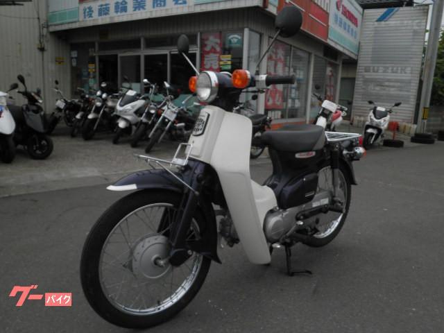ホンダ スーパーカブ90の画像(宮城県