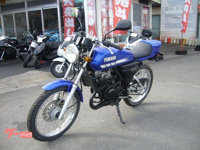 ヤマハ RZ50の画像(宮城県