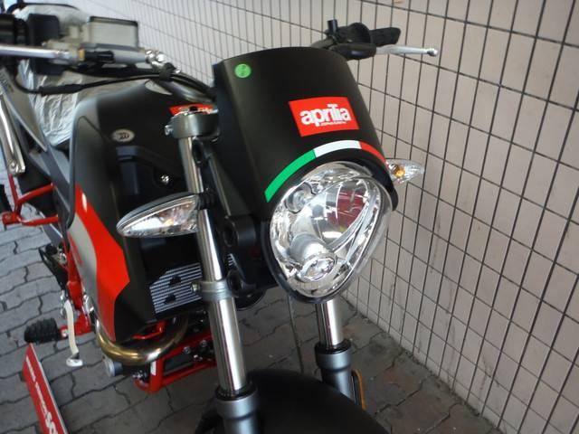 aprilia STX cafe 125の画像(東京都