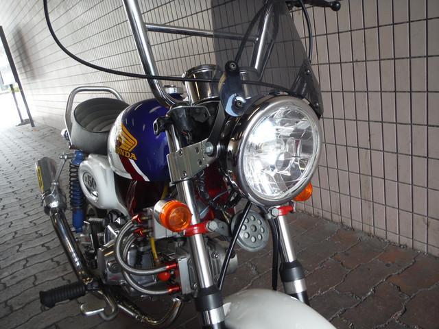 ホンダ モンキー フルカスタム車の画像(東京都
