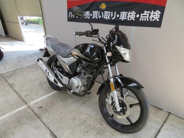 ヤマハ YBR125 カウリングモデルの画像(東京都