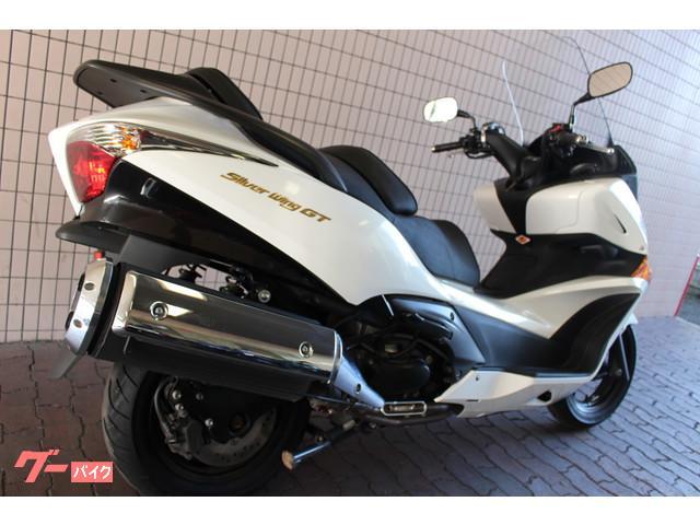 ホンダ シルバーウイングGT600 ワンオーナー車 グリップヒーター装備の画像(東京都