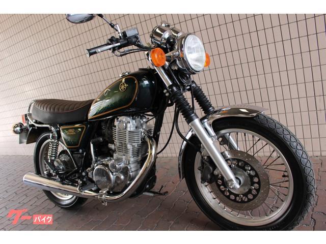 ヤマハ SR400 30周年記念モデル キャブレター最終型の画像(東京都
