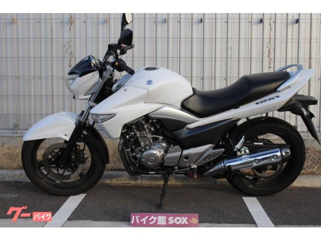 スズキ GSR250 2014年モデルの画像(大阪府