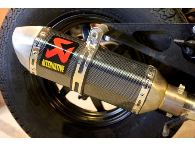 ホンダ ズーマー改造中毒注射器付きAlt25ロンホイローシートフレームの画像(埼玉県