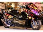 ホンダ フォルツァ・Z165ロンホイTRIBALカスタム塗装ラグジュアリーSTYLE フルカスタムの画像(埼玉県