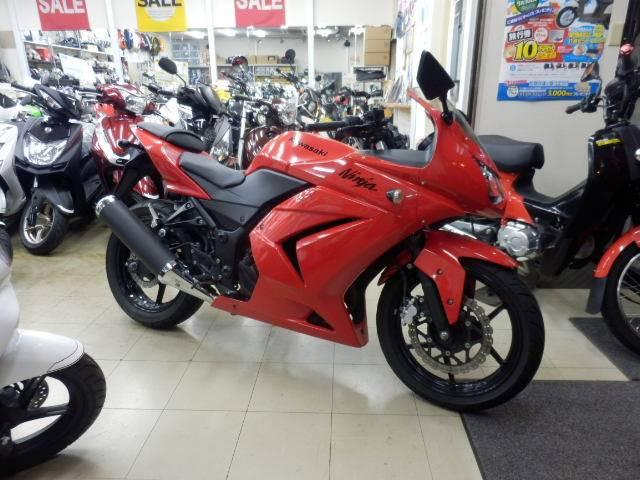 カワサキ Ninja 250R '12 ノーマル グーバイク鑑定車の画像(神奈川県
