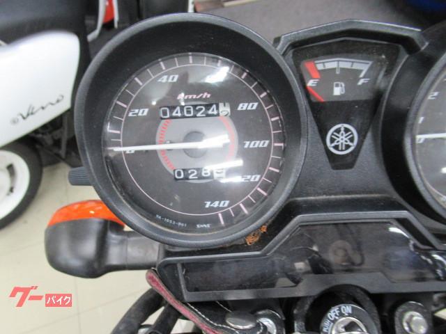 ヤマハ YBR125FI グーバイク鑑定車の画像(神奈川県