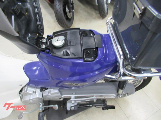 ホンダ スーパーカブ110プロ '09 リアボックス付 グーバイク鑑定車の画像(神奈川県