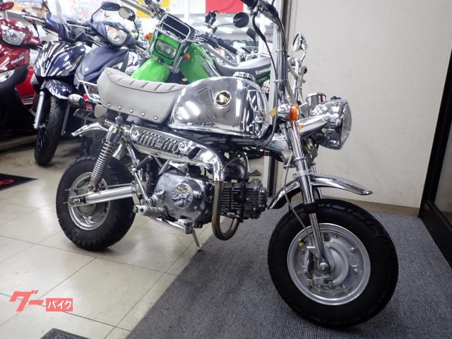 ゴリラ エンジン武川88ccボアアップ